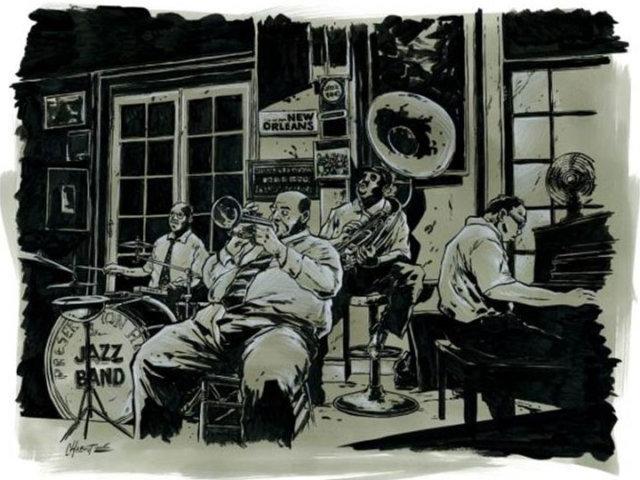 Tuxedo-Jazz-Band